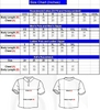 Aq Shirt Size Chart