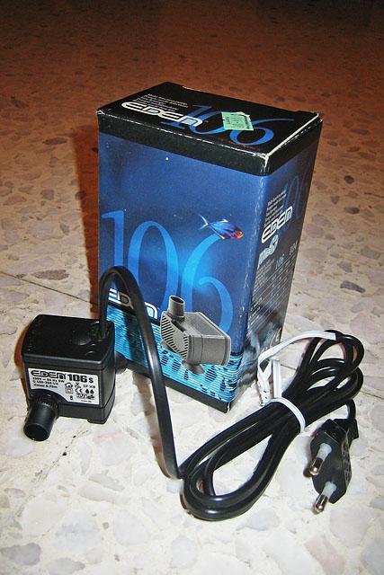 Eden 106s Aquarium Pump