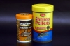 Wardley and HBH shrimp pellets