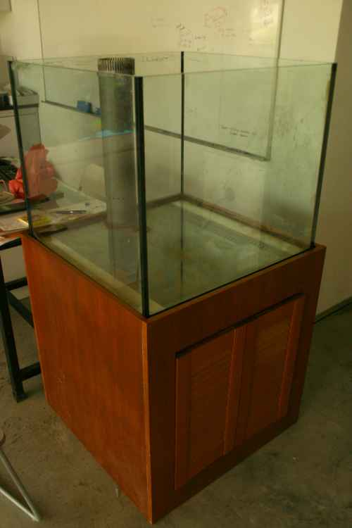 Tank And Cabinet For Sale